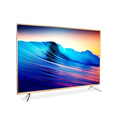 yankai Smart TV 4K Televisor LED HD,TV De Red Inteligente,32/42/50/55 Pulgadas,WiFi Incorporado,Interfaz Múltiple,con Soporte de Pared Y Base