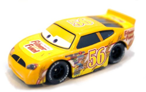 Disney Pixar Cars Fiber Fuel 1:55 Racer Die-cast Vehicle