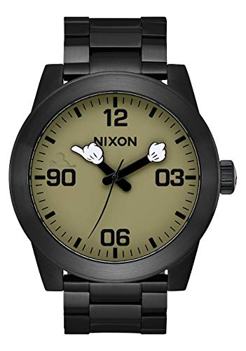 NIXON Mickey Mouse 90Th Anniversary Corporal Watch
