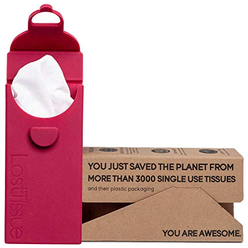 LastTissue Reusable Organic Tissue Pack by LastObject  Eco Friendly amp SoftOnTheNose Handkerchiefs  Facial Tissues  Designed in Denmark  Zero Waste Product