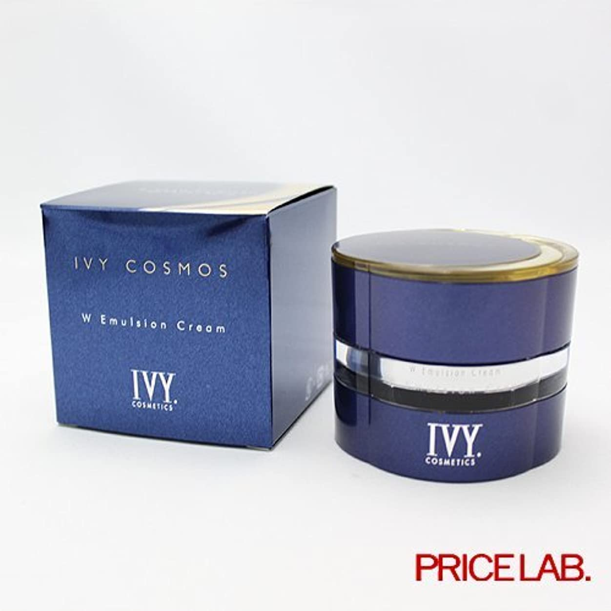 欠伸実質的半球IVY. アイビー化粧品 アイビーコスモスWエマルションクリーム