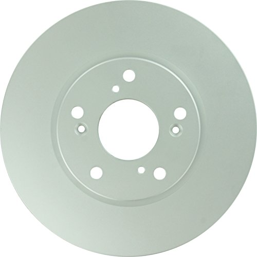Bosch 26011547 QuietCast Premium Disc Brake Rotor For Acura: 2013-2015 ILX; Honda: 2013-2016 Accord, 2003-2011 Element, 2013-2014 Fit Electric; Front
