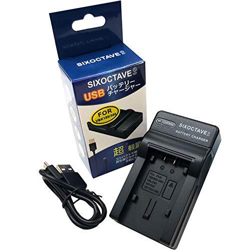 [str] パナソニック VW-BC10-K 互換USB充電器カメラバッテリーチャージャーVW-VBK360-K/VW-VBK180-K/VW-VBT190-K/VW-VBT380-K/VW-VBK180/VW-VBK360/VW-VBT380/VW-VBT190 HC-WX1M / HC-WZX1M / HC-VX1M HDC-TM70/HDC-TM60/HDC-HS60/HDC-TM35/HDC-TM90/HDC-TM95/HDC-TM85/HDC-TM45/HDC-TM25/HC-V700M/HC-V600M/HC-V300M/HC-V100M/HC-WX995M / HC-VX985M HC-V210M HC-V230M HC-V360M HC-V480M HC-V520M HC-V550M HC-V620M HC-V720M / HC-V750M HC-VX980M HC-W570M HC-W580M HC-W850M HC-W870M HC-WX970M HC-WX990M HC-WXF990M HC-W590M HC-W585M HC-VX992M