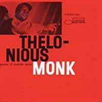 Genius of Modern Music Vol 2 by Thelonious Monk (1989-07-18)
