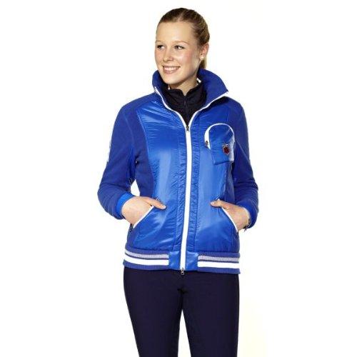 PFIFF 743249 Jacket Femme, Bleu, XXL