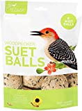 Pacific Bird & Supply Co Inc Pb-0096 1 Lb 5 Oz Woodpecker Suet Balls 6 Pack