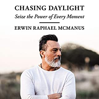 Chasing Daylight                   By:                                                                                                                                 Erwin Raphael McManus                               Narrated by:                                                                                                                                 Erwin Raphael McManus                      Length: 7 hrs and 30 mins     1 rating     Overall 1.0