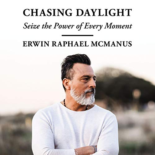 Chasing Daylight audiobook cover art