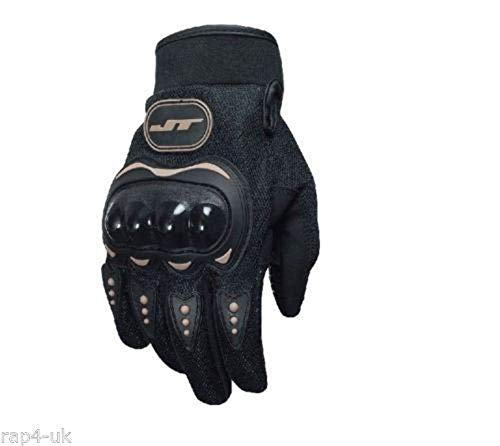 JT Paintball Tactical Field Gloves - Black/Tan - Medium