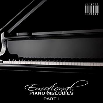 Emotional Piano Melodies Part I (by Kryptic Samples)