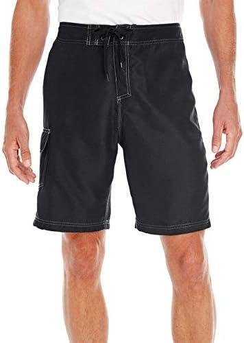 Burnside Mens Solid Board Shorts (9301)