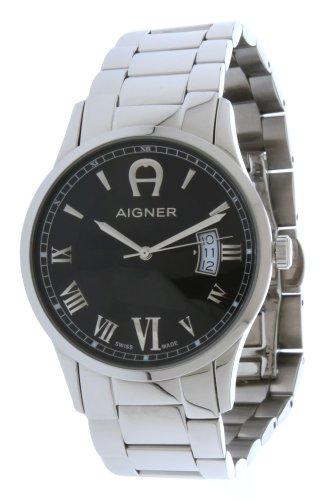Aigner A32752 - Orologio da uomo, colore: Argento