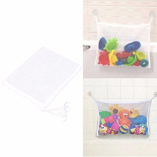 Bad Spielzeug Organizer Bad Spielzeug Netz Badespielzeug Lagerung Badewanne Spielzeugnetz für Kinder, Babys