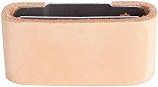 Weaver Leather Replacement Slide for Blevins Buckle Leather Covered 2 1/2in Vertical
