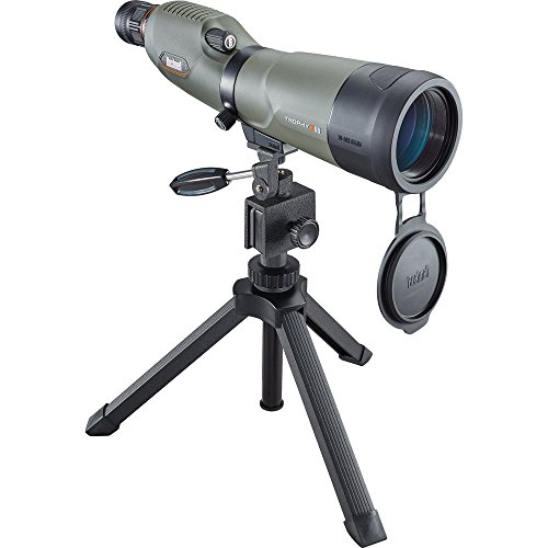 Bushnell 886015 Trophy Xtreme Spotting Scope, Green, 16-48 x 50mm