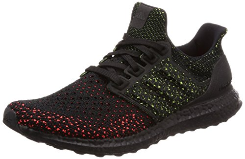 adidas Ultra Boost Clima Mens Running Shoes - Black-9.5