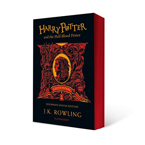 Harry Potter And The Half-Blood Prince. Gryffindor: 6 (Harry Potter Gryffindor Editio)