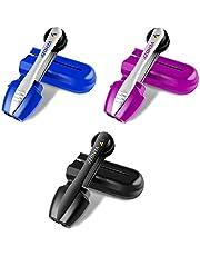 TaiWang 3 Pack Peeps Bril Cleaner, Peeps Carbon Eyeglass Cleaner,Geschikt voor elke lenzenvloeistof Lens Cleaner,Carbon Microfiber Technology tot 500 keer gebruik