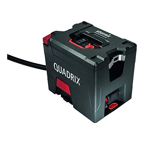 Starmix Leichter kompakter Akkusauger für den mobilen Einsatz, für Service- und Montagearbeiten, zum Aufsaugen von Staub und Späne.