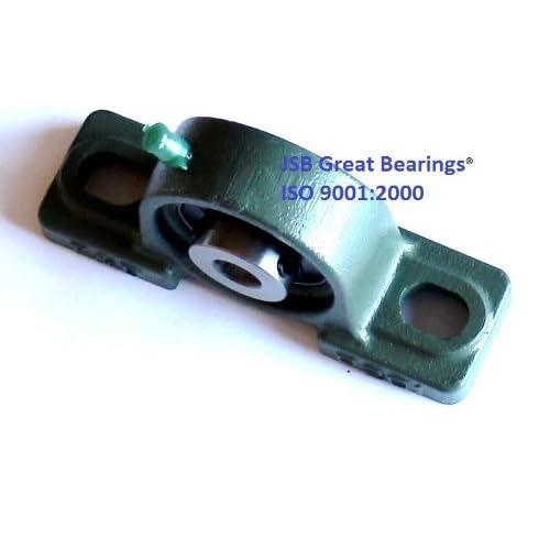 """5//8/"""" UCP202-10 Quality UCP202 Pillow block bearing Qty 2"""