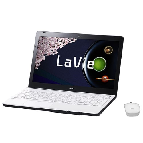 NEC PC-LS150RSW LaVie S