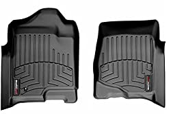 WeatherTech 440661 Front Floor Digital Fit Floor Liner - Black