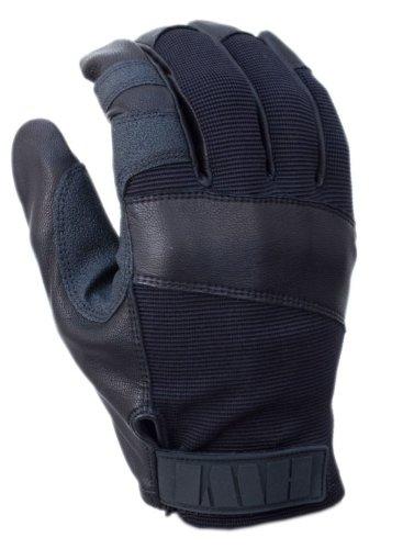 HWI Gear PRL100 Rappelling/Fast Roping Gloves, Large, Black