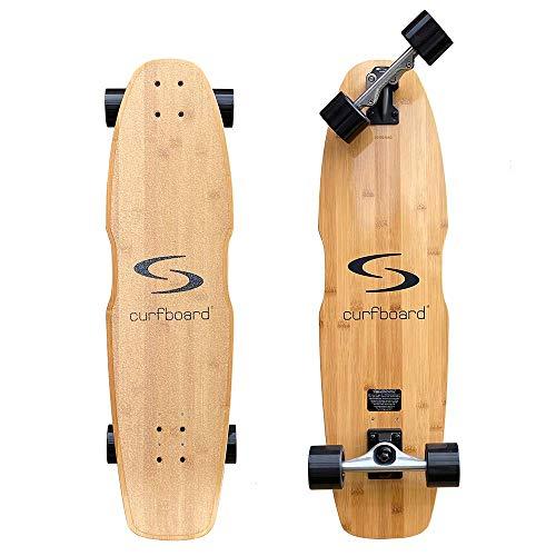 curfboard® 2.0 - Das ultimative Surfgefühl auf Rädern!