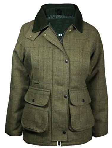 Country Wear Ladies Derby Waterproof Breathable Jacket Warm Shooting Walking Casual 10