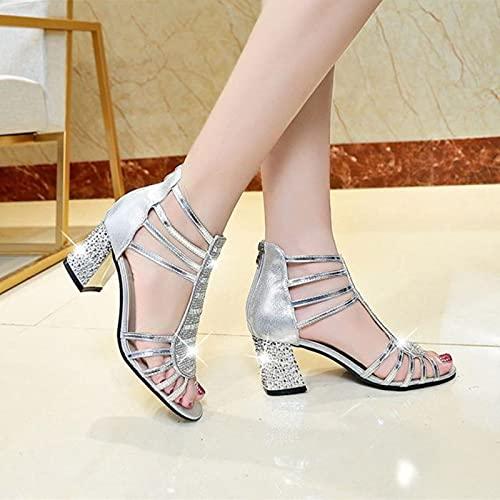 DZQQ Nouvelle Femme Sandales Chaussures 2020 été Style...
