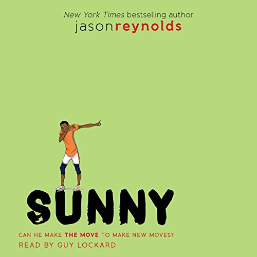 Sunny audiobook cover art