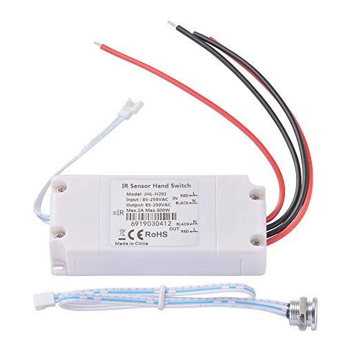 Infrarot Sensor Schalter IR Sensor,Mini-Sensor Bewegungsmelder schaltet durch Handbewegung für die Schrankküche