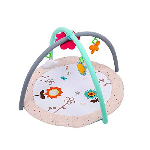 Lowest Price! Xiejuanjuan Activity Gym and Play mat for Baby Game Fitness Rack Baby Crawling Mat Act...