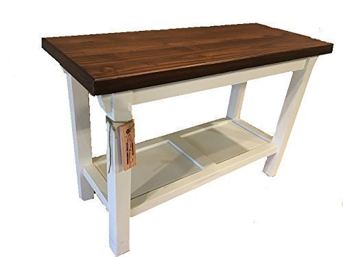 """Entryway/Kitchen/Bath Bench - 12"""" Depth - In Your Choice Of Color And Size 30"""" - 46"""""""