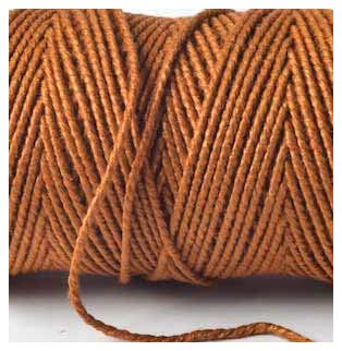 SewCrafte Cuerda de macramé de algodón natural, 100 m x 1,5 mm, para hacer manualidades, cuerda de tejer, colgar en la pared, colgar plantas, suministros de decoración de boda, arena Sahara