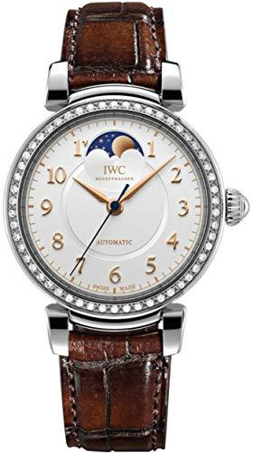IWC Da Vinci Moonphase IW459307 - Reloj automático con Diamantes