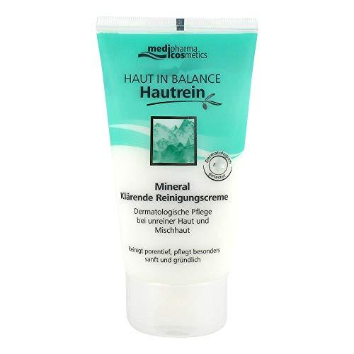 medipharma cosmetics Haut in Balance Hautrein Mineral klärende Reinigungscreme, 150 ml Creme