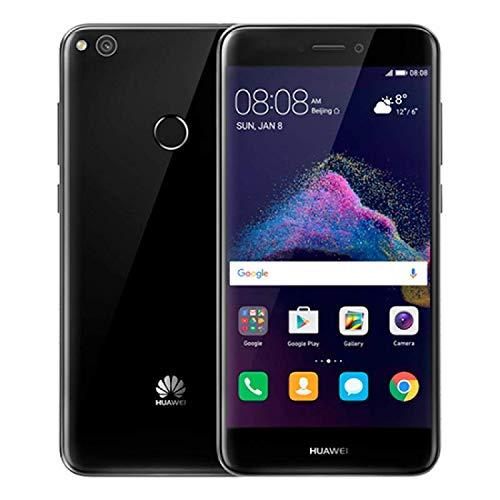 Huawei P8 Lite 2017 Smartphone, 5,2 Pollici Full HD, 3GB RAM, Memoria da 16 GB, Camera 12 MP, Marchio Tim, Android 7.0, Nero