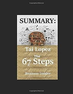 Tai Lopez's 67 Steps: Summary