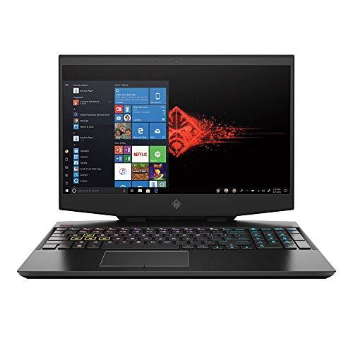 """HP OMEN 15-dh1059nr 15.6"""" Gaming Laptop - i7-10750H 2.6 GHz CPU; RTX2060; 16GB DDR4; 1TB SSD"""