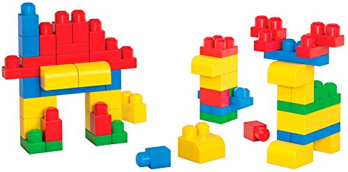 Mega Bloks Maxi Bloks - 40 Piece Value Bag.