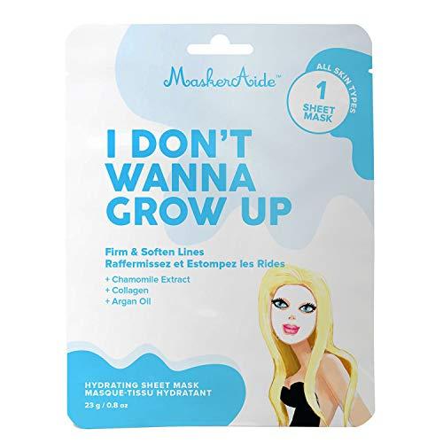 MaskerAide I Don'T Wanna Grow Up Hydrating Sheet Mask