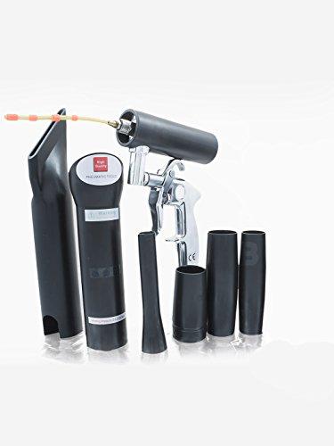 BENBOW Vacuum Classic Aspirapolvere Vuoto Con Un Sistema Di Rotazione+ PANNO MICROFIBRA