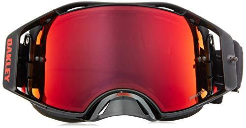 Oakley Oo7046-58 gafas de sol, Rojo, Mittel Unisex Adulto