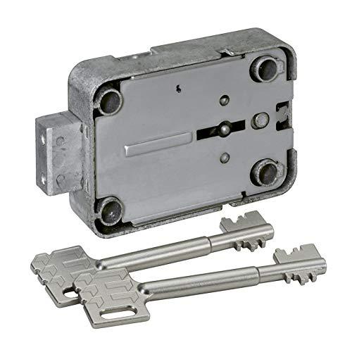 Tresorschloss 71111 inkl. 2 Schlüssel 90 mm