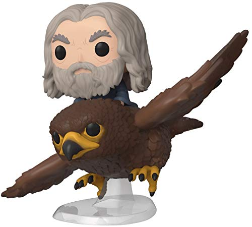 Funko Pop! Rides: Lord of The Rings - Gwaihir with Gandalf