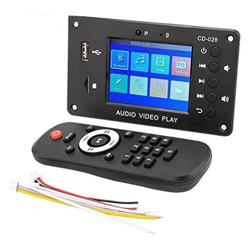 Release Liberación Bluetooth 5,0 MP3 Decodificador De Audio Reproductor De Música USB TF FM Radio DH Módulo De Decodificación Digital DIY Sonido Amplificador De Altavoz para El Hogar