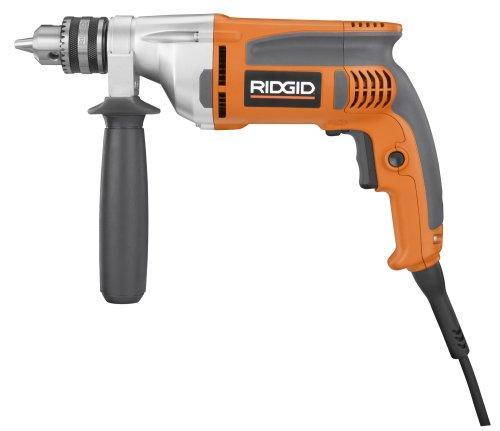 Ridgid R7111 1/2-Inch Corded Drill, VSR