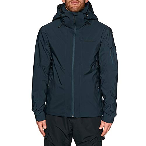 Peak Performance Herren Maroon Jacket, Blau (Salute Blue), L