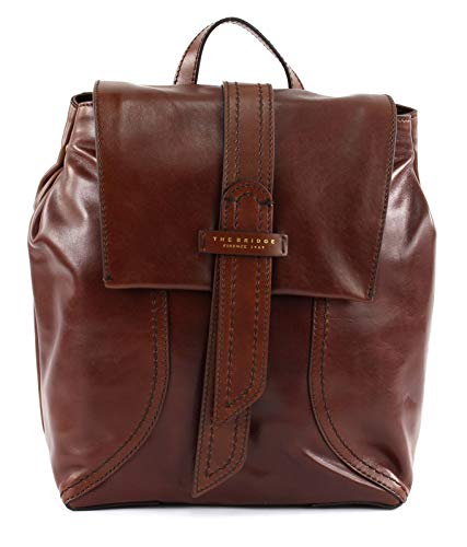 The Bridge Story Donna Backpack Marrone